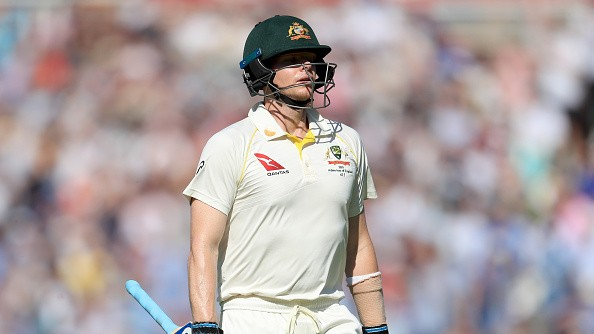 ASHES 2019: WATCH - Steve Smith walks off the Ashes with a standing ovation from Oval crowd