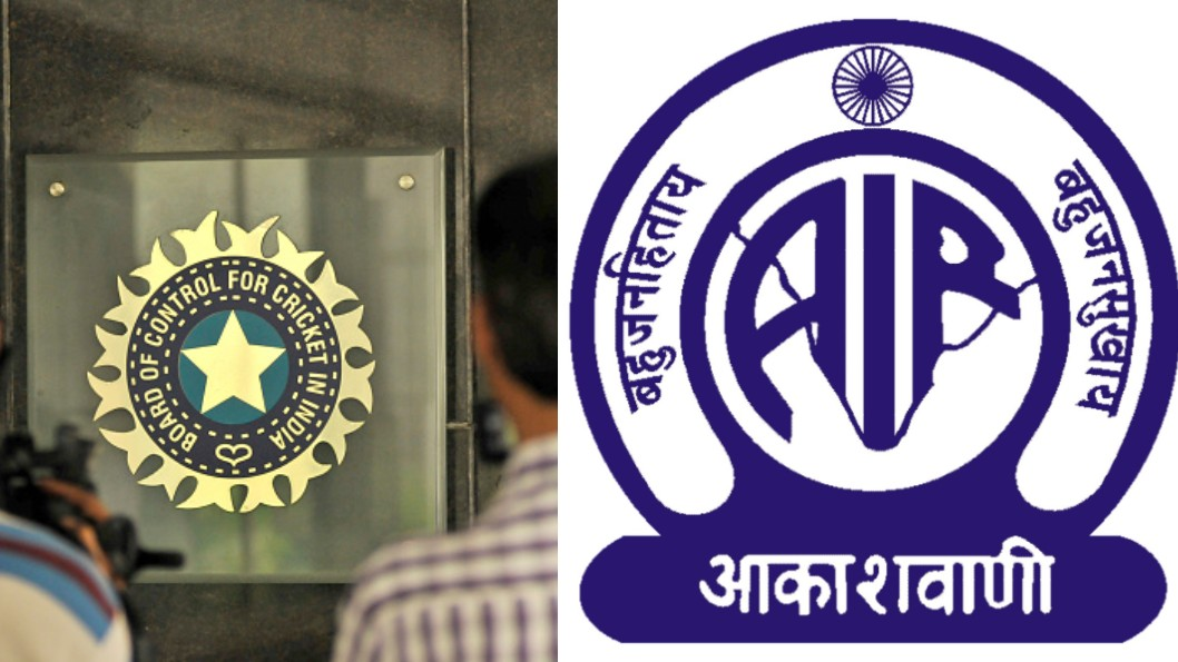 BCCI partners with All India Radio (AIR) for live commentary of domestic and international games
