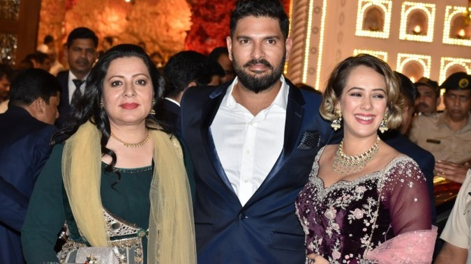 Yuvraj Singh's mother Shabnam and wife Hazel speak on his decision to retire