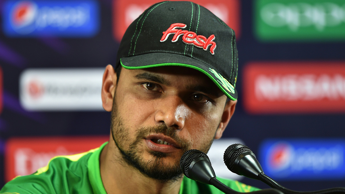 Mashrafe Mortaza opens  up on various aspects concerning Bangladesh cricket
