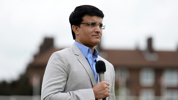 Sourav Ganguly asks everybody to stay indoors and safe until everything gets better