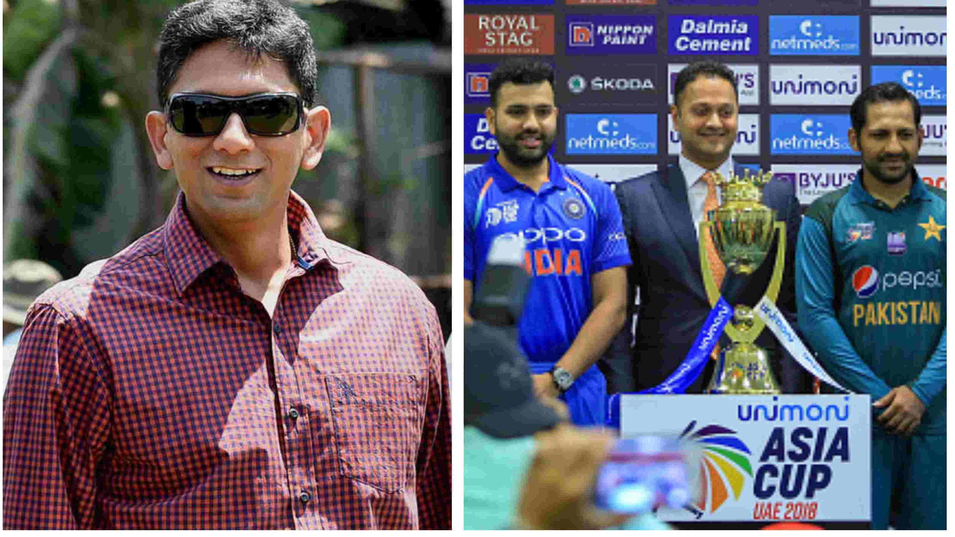 ASIA CUP 2018: Venkatesh Prasad picks out this team as favourites to win the Asia Cup