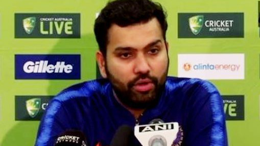 AUS v IND 2018-19: India's World Cup squad is pretty much settled, reckons Rohit Sharma