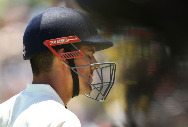 Cook's form has been an issue of concern fir the England selectors. (Getty)