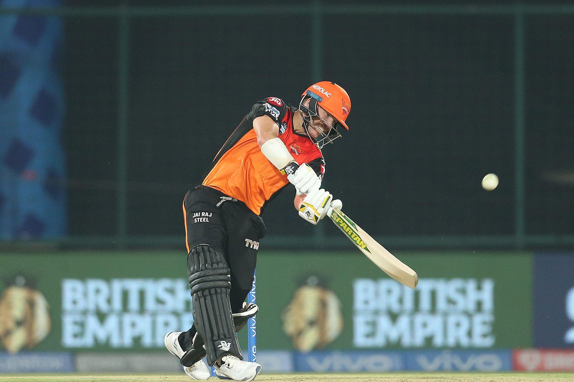 David Warner's slow innings hurt SRH against CSK | IPL/BCCI