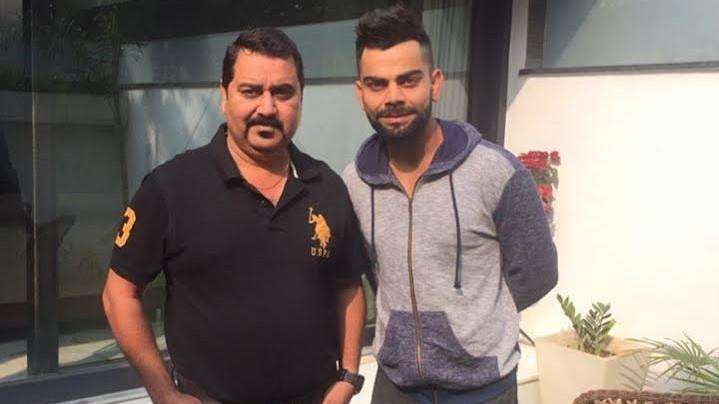 Virat Kohli's childhood coach, Rajkumar Sharma appointed as head coach of Delhi