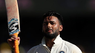 "AUS v IND 2018-19: Rishabh Pant reveals what helped him get through ""nervous 90's syndrome"""