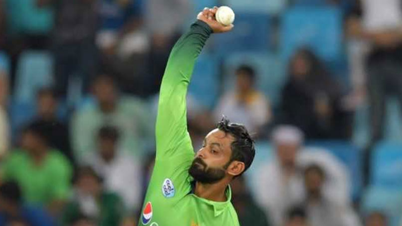 Mohammad Hafeez again gets clearance from ICC to bowl in international cricket
