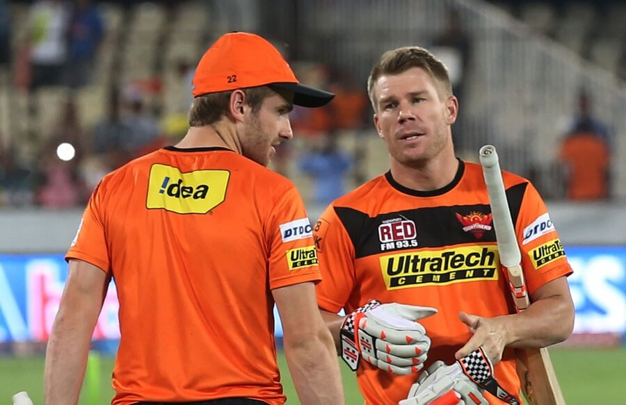 Kane Williamson and David Warner among the to world class players feature in the IPL | Twitter