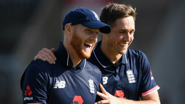 Ben Stokes and Chris Woakes (Getty)