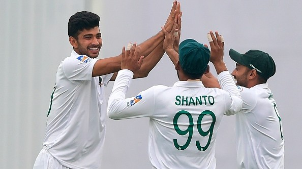 BAN v ZIM 2020: Nayeem bags nine for the Test as Bangladesh completes innings victory in Dhaka