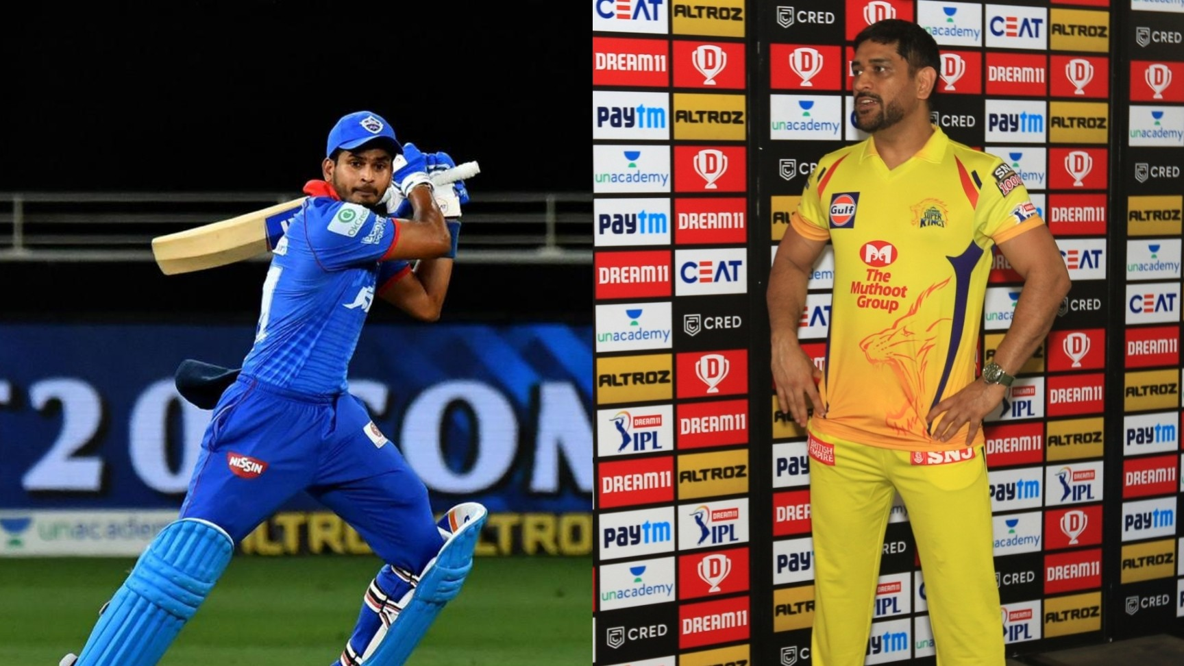 IPL 2020: Match 34, DC v CSK – COC Predicted Playing XIs
