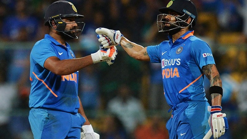 IND v AUS 2019: Rohit reflects on his match-winning partnership with Kohli in the series decider