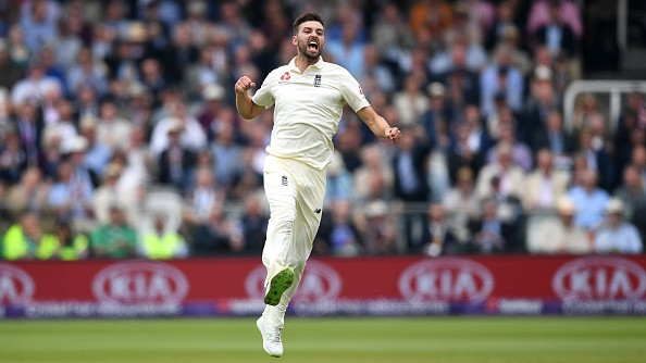 Ashes 2019: Injured Mark Wood hopeful of playing in last two Tests