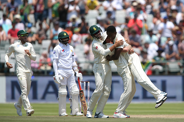 Azhar Ali has managed just 44 runs from the two Tests in South Africa   Getty Images