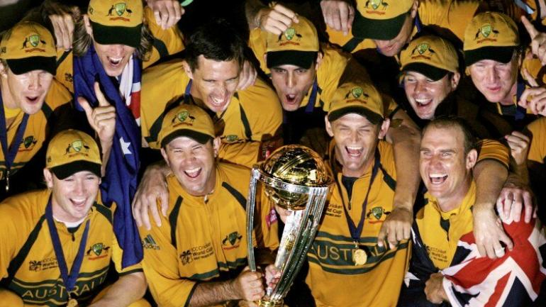 Australia have won the most World Cup trophies in 21st century- 3 in 2003, 2007 and 2015