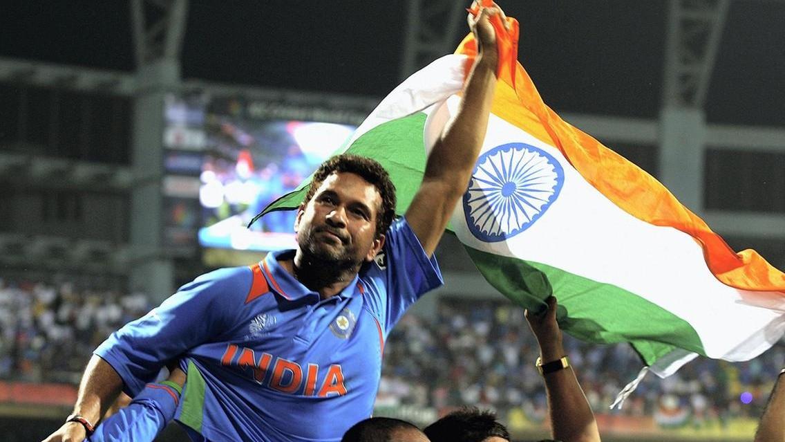 Sachin Tendulkar nominated for Laureus Sporting Moment Award of last 20 years