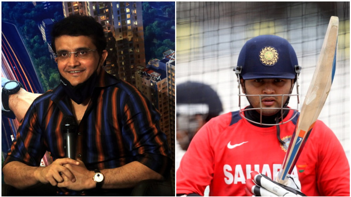Sourav Ganguly hails Parthiv Patel as
