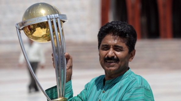 Pakistan and India can rule world cricket if we work and play together, says Javed Miandad