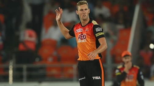 IPL 2018: Sunrisers Hyderabad pacer Billy Stanlake injured; to miss the rest of IPL 11