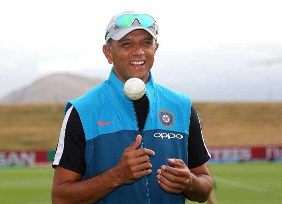 Rahul Dravid receives Rs 2.4 crore as professional fees from BCCI for U19 World Cup campaign