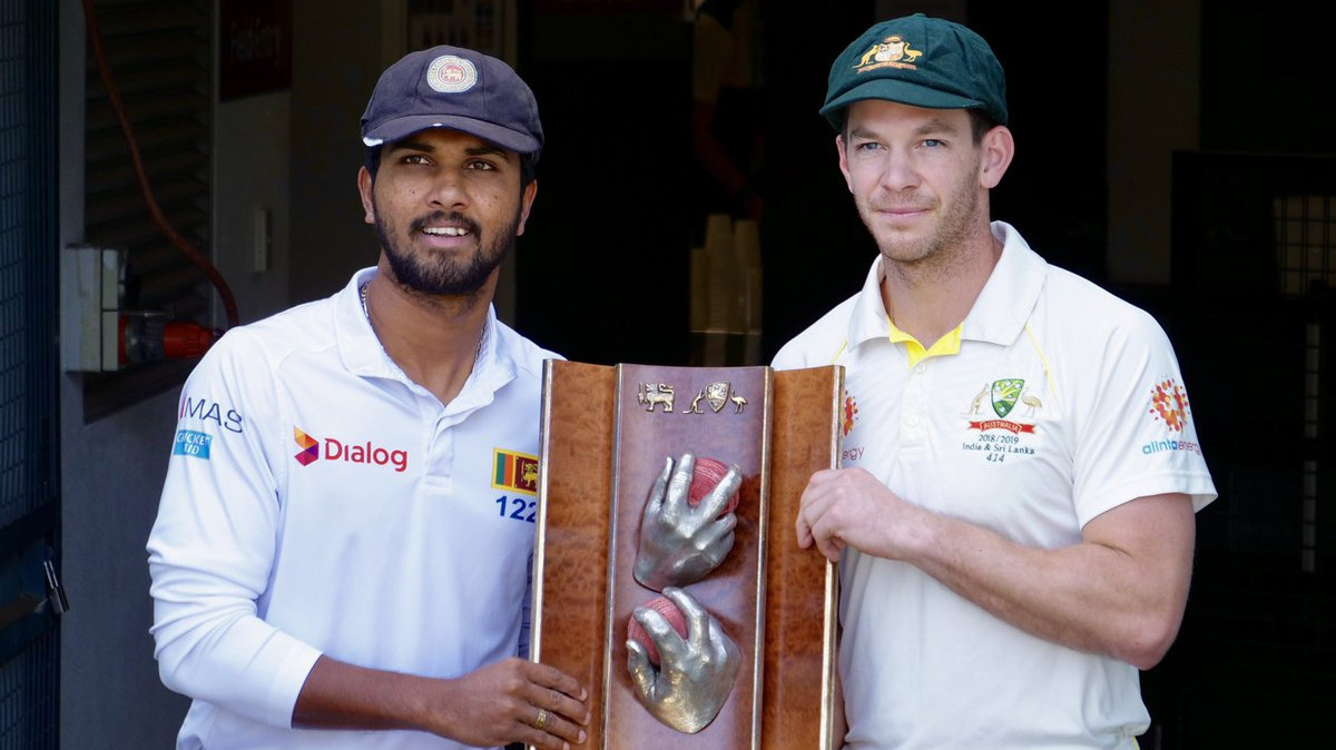 AUS vs SL 2019 : Second Test - Statistical Preview