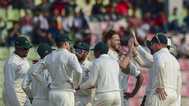 BAN v ZIM 2018: Zimbabwe writes history with a thumping 151-run victory in Sylhet Test