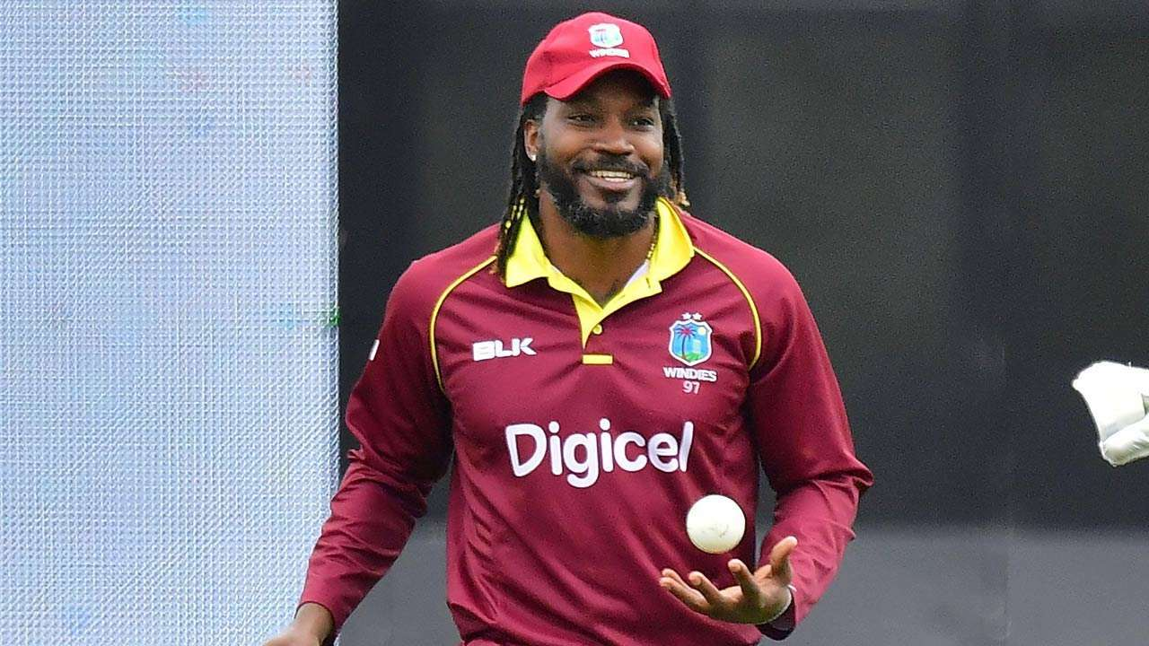 Chris Gayle to play in the Mzansi Super League | AFP