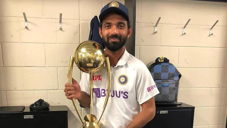 Ajinkya Rahane recently led India to a 2-1 Test series win over Australia down under | Twitter