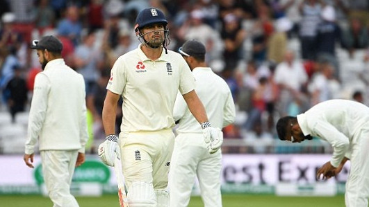 ENG v IND 2018: Alastair Cook may miss the fourth Test against India due to personal reasons