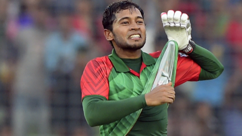 Fake FB Wall: Mushfiqur Rahim wants to host 'Naagin' dance party after beating India