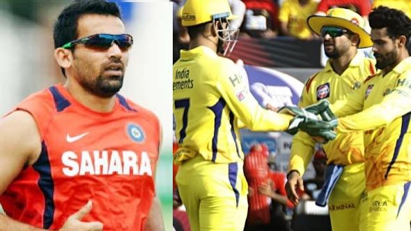 IPL 2018: Zaheer Khan backs MS Dhoni's persistence with Ravindra Jadeja
