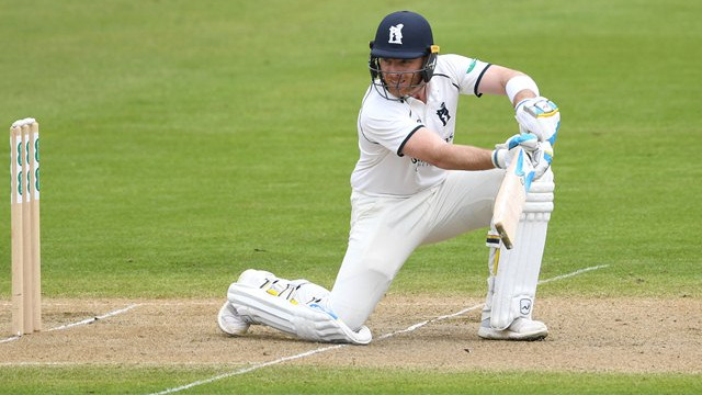 WATCH: Ian Bell crosses the landmark of 20,000 first-class runs