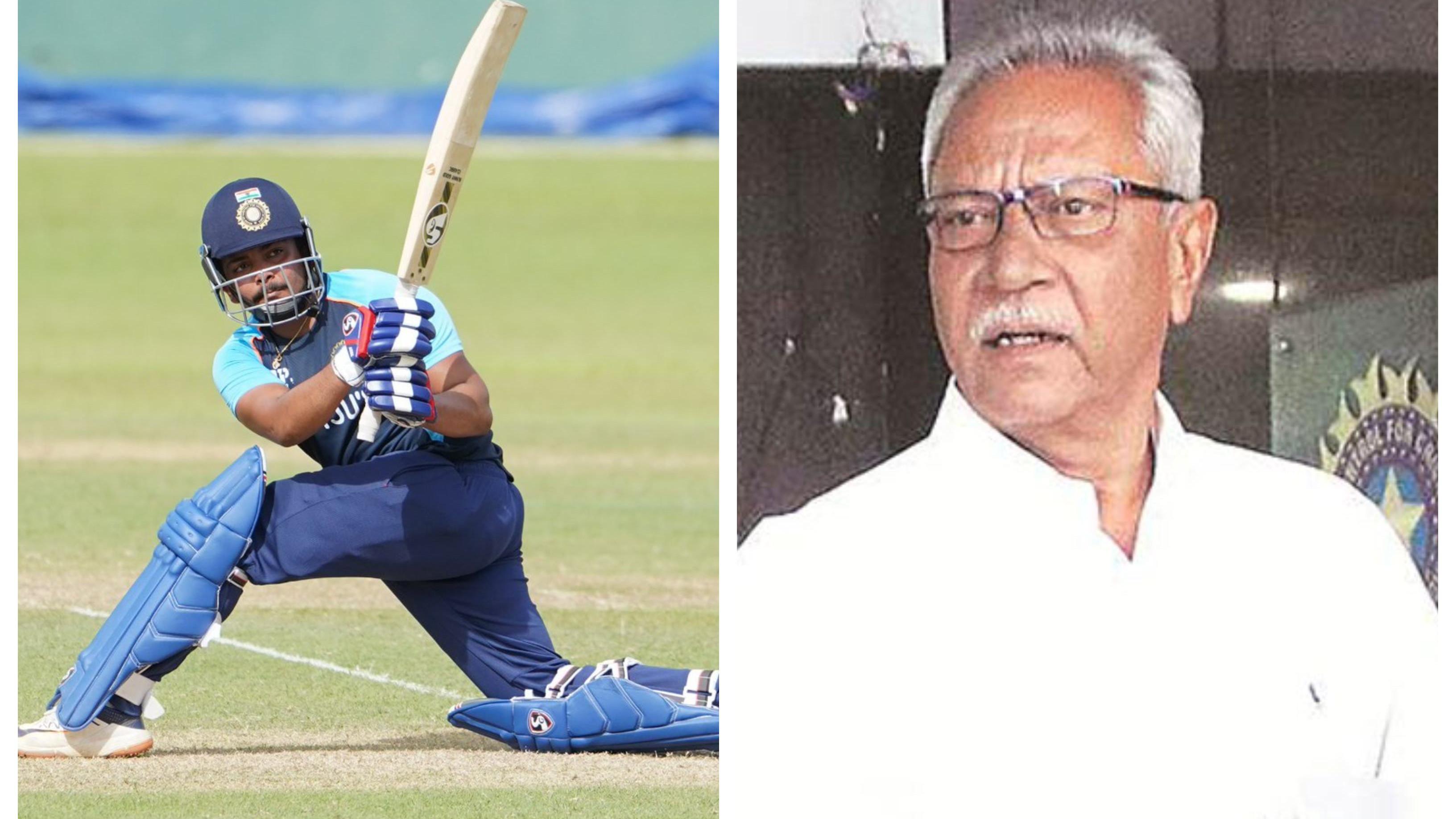 SL v IND 2021: Anshuman Gaekwad advises Prithvi Shaw to stay grounded in Sri Lanka