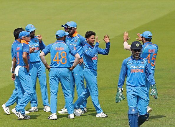 Team India lost the three-match ODI series 1-2 to England | Getty
