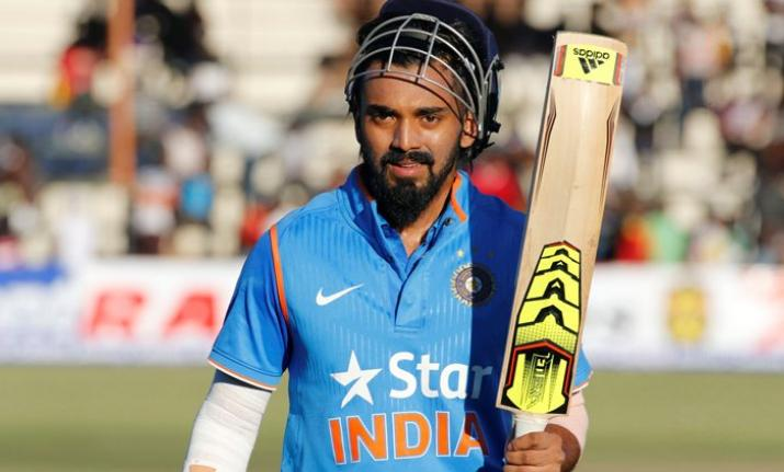 KL Rahul is the first and only Indian so far to score an ODI century on debut