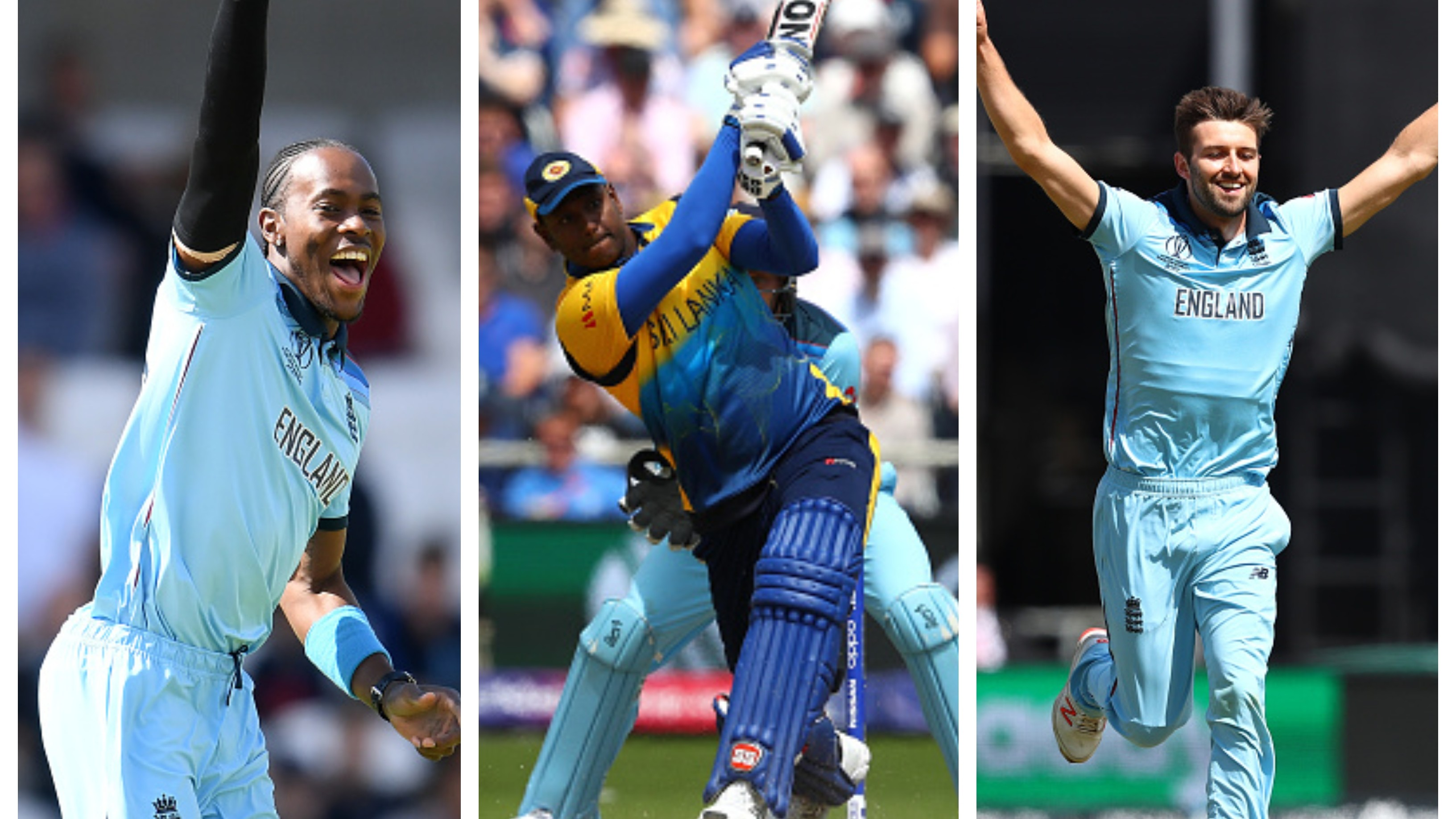 CWC 2019: ENG v SL - Archer, Wood help England restrict Sri Lanka to 232/9, Mathews scores 85*