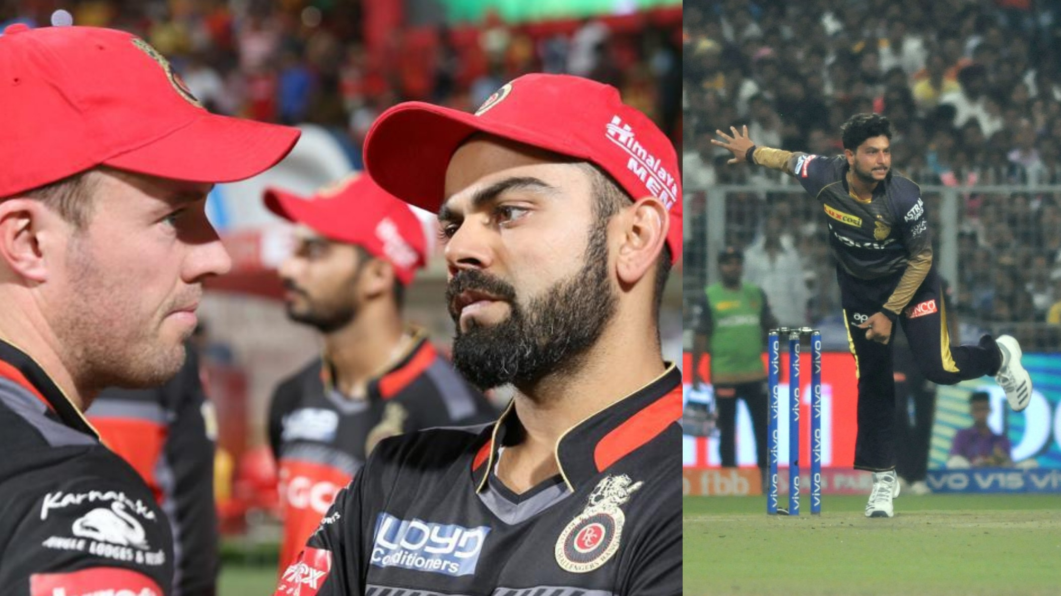 IPL 2019: AB de Villiers amazed by Virat Kohli; says Kuldeep Yadav to be ace of India's attack in World Cup