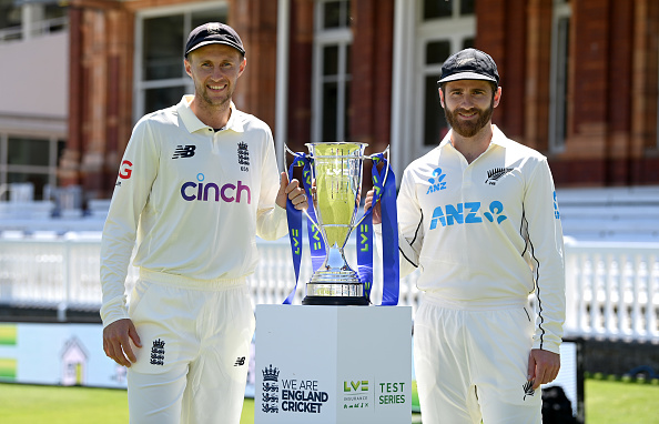 England and New Zealand will play two Tests this month form June 2 | Getty Images