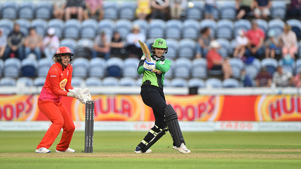 The Hundred: Twitterati laud Smriti Mandhana as her 61* powers Southern Brave to a big win over Welsh Fire