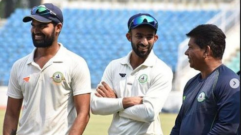 WATCH: Faiz Fazal announces that Vidarbha team will donate the Irani Cup prize money to Pulwama martyrs' families