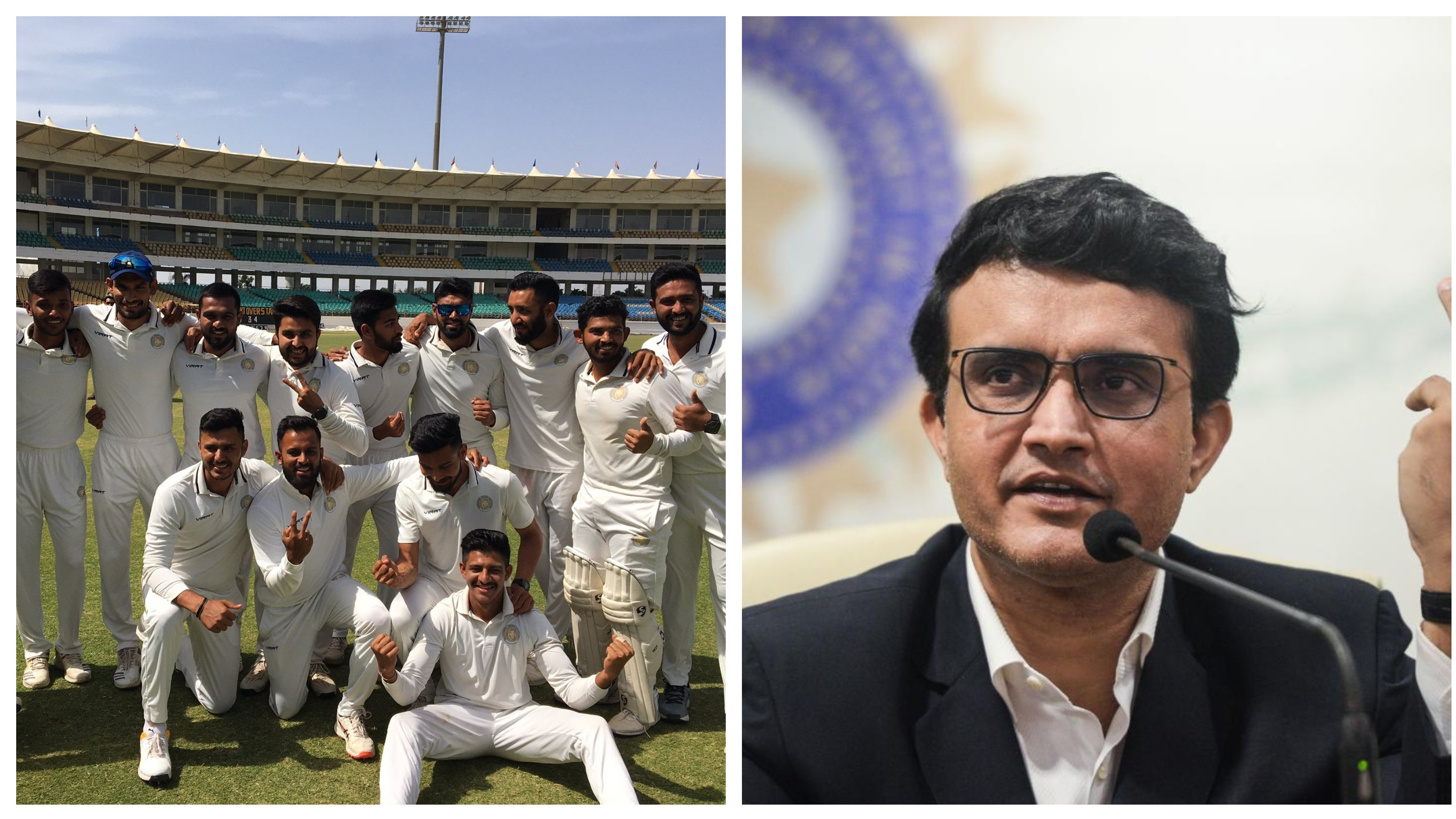 2020-21 Indian domestic season to happen only when travelling is safe: Sourav Ganguly