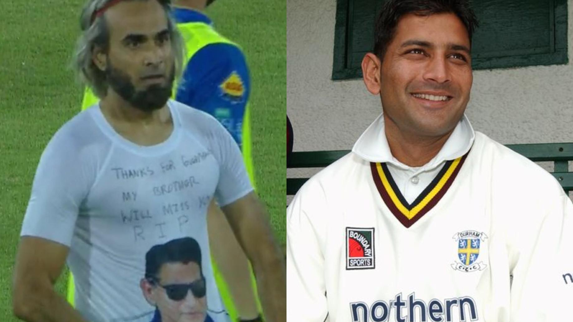 PSL 2021: WATCH- Imran Tahir pays touching tribute to late Pakistani cricketer Tahir Mughal