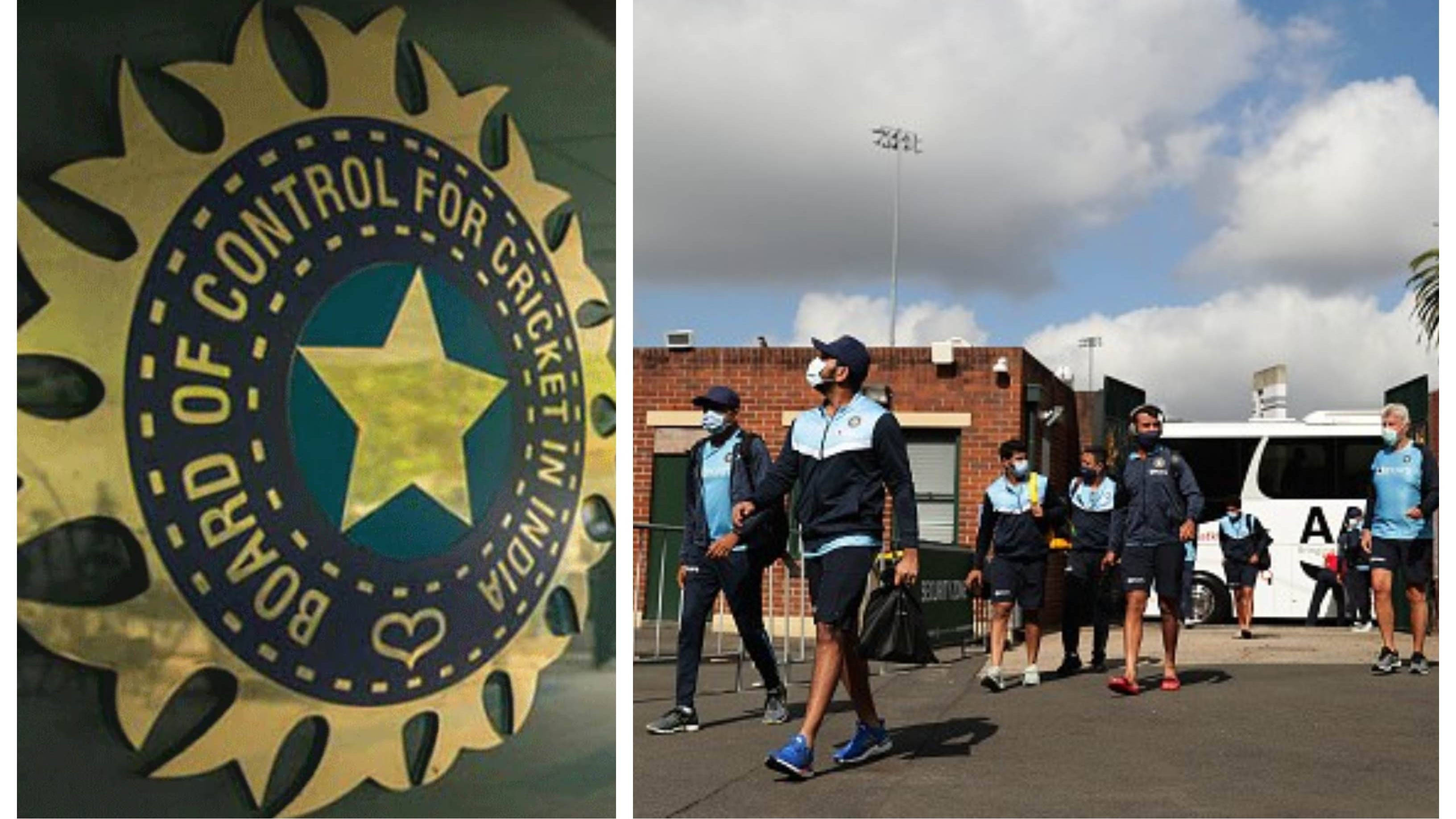 AUS v IND 2020-21: BCCI writes to Cricket Australia on relaxation of strict quarantine in Brisbane for 4th Test