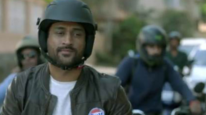 WATCH: MS Dhoni spreads road safety awareness in new campaign by Gulf Oil