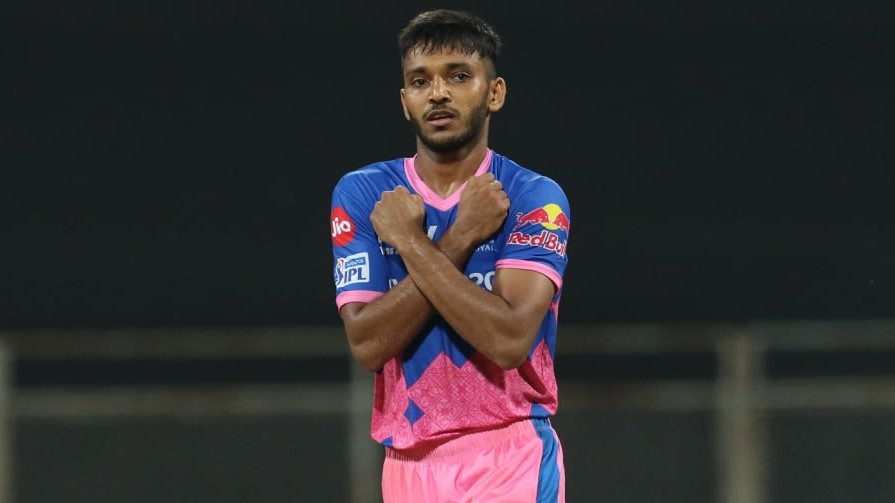 Chetan Sakariya reveals his main aim is to play Test cricket for India