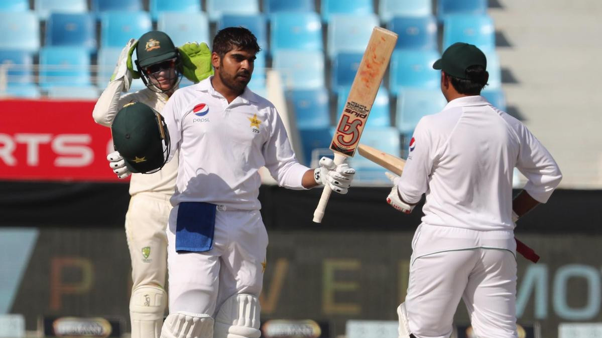 PAK v AUS 2018: Haris Sohail's antidote after being sledged by Australians is pure gold