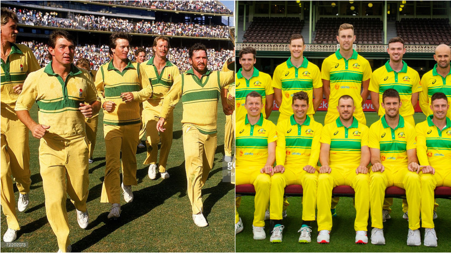 AUS v IND 2018-19: Australian cricket team to sport retro ODI jersey from 1986 against India