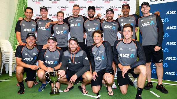 NZ v ENG 2019: Second Test - Statistical Highlights