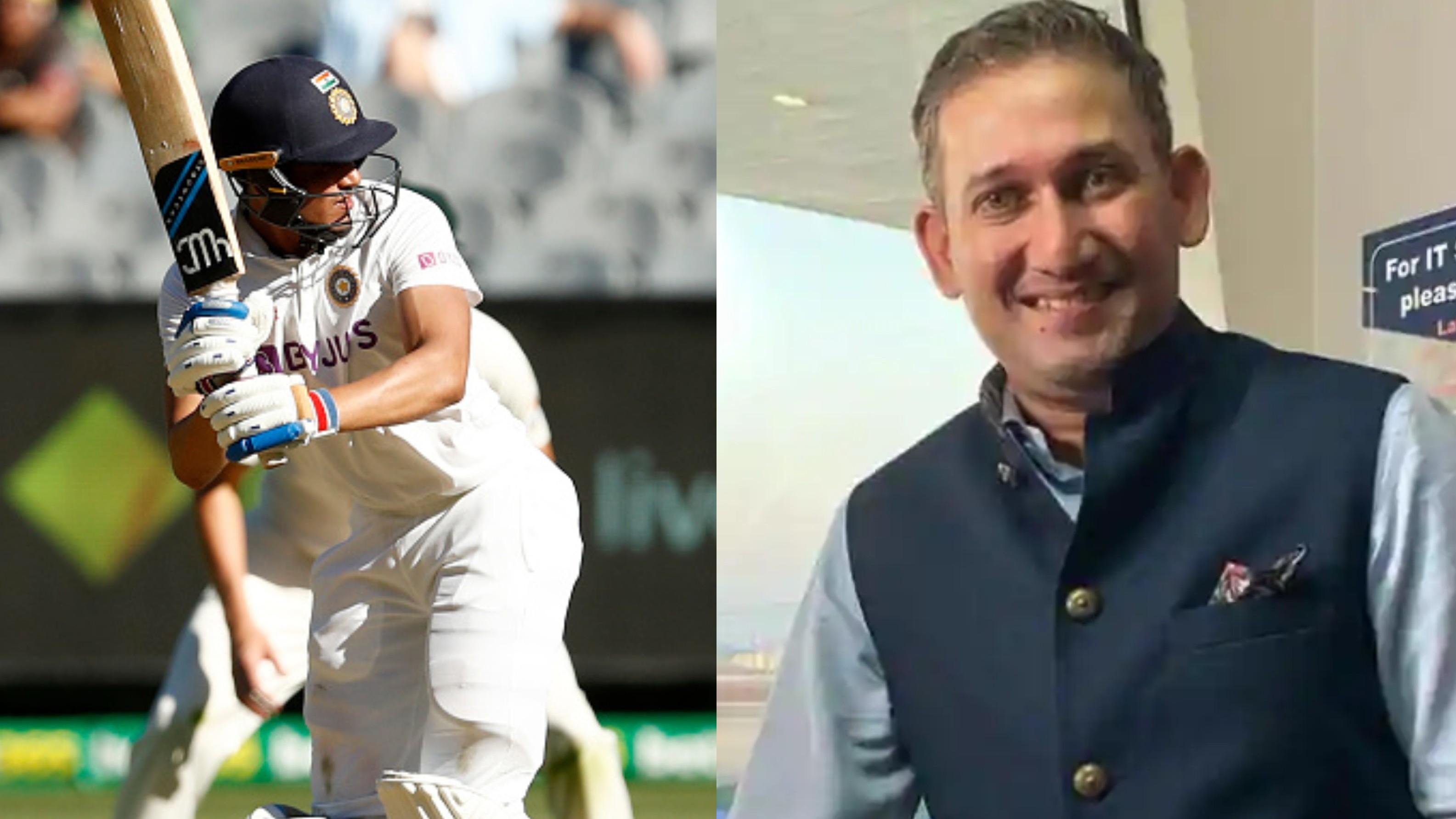 AUS v IND 2020-21: Ajit Agarkar praises Shubman Gill; says he should've got opportunity couple of years back